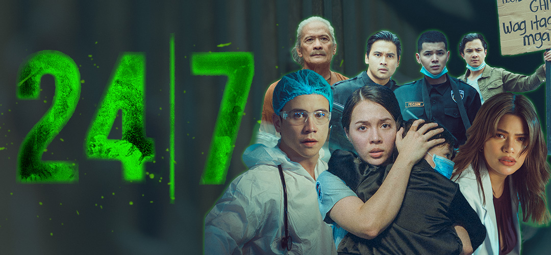 "Julia Montes maiipit sa responsibilidad sa anak at tungkulin sa Pinoy TV series na ""24/7"""