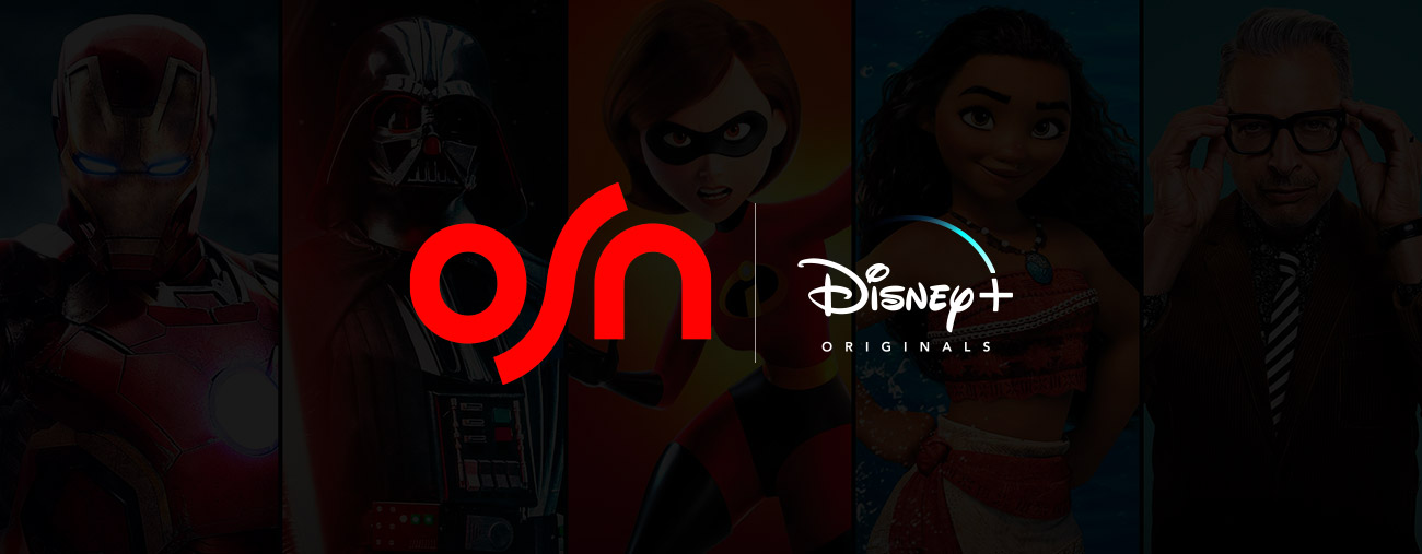 OSN Disney + Originals