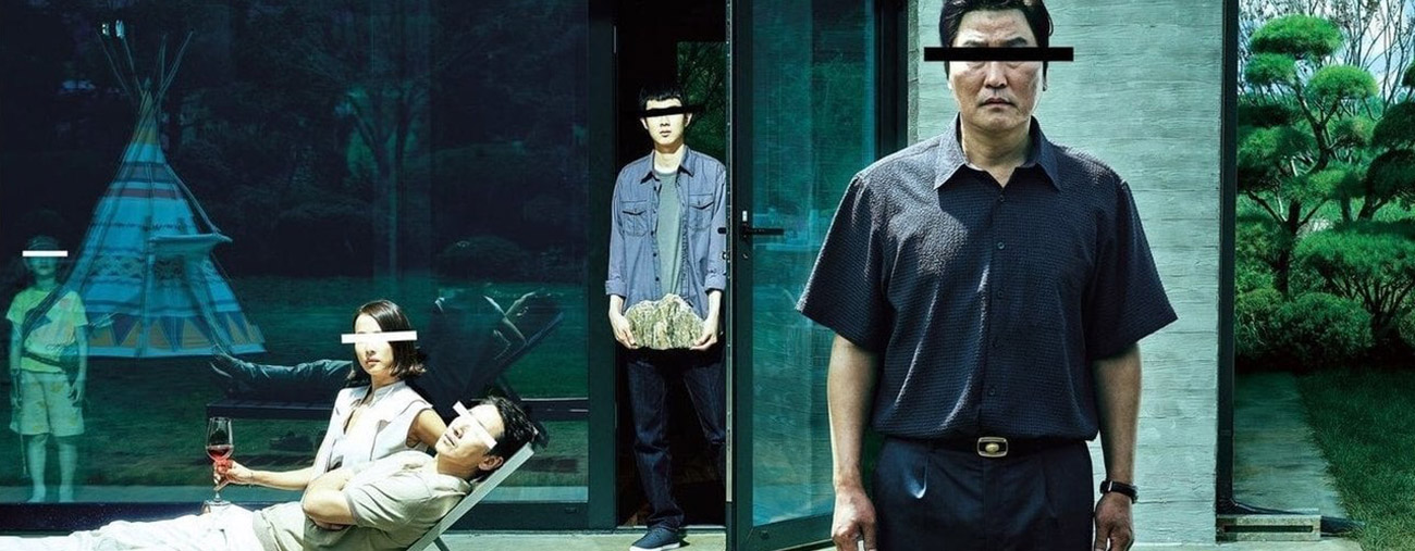 Oscar winning Movie - Parasite