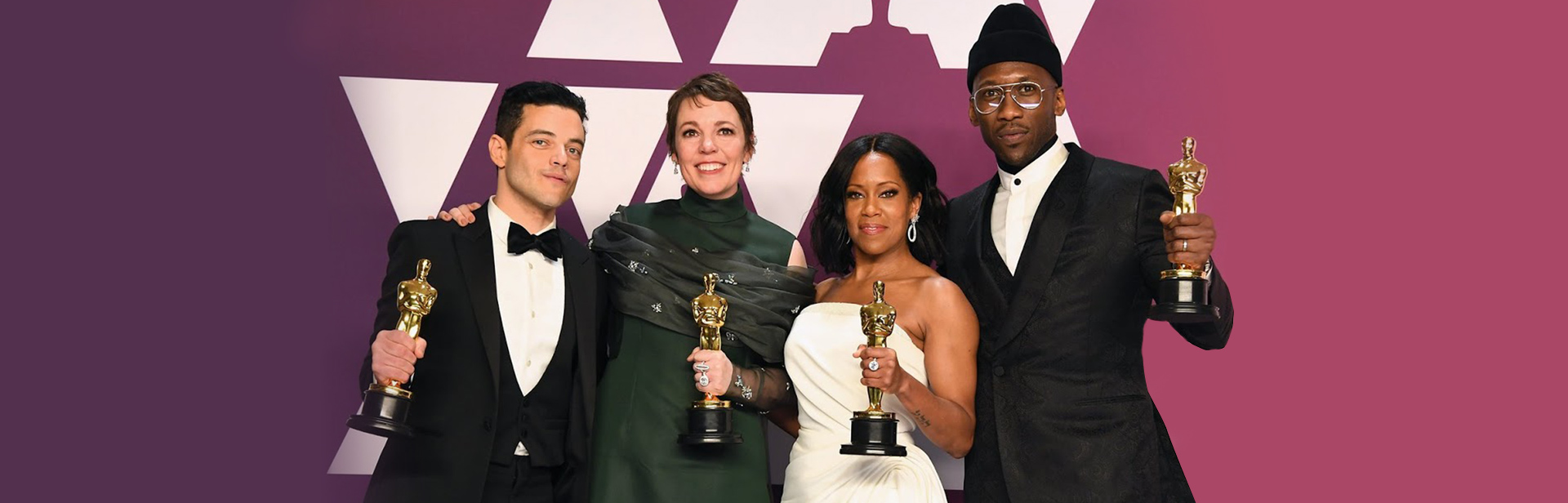 The Oscars 2019: Winners Take Home the Gold