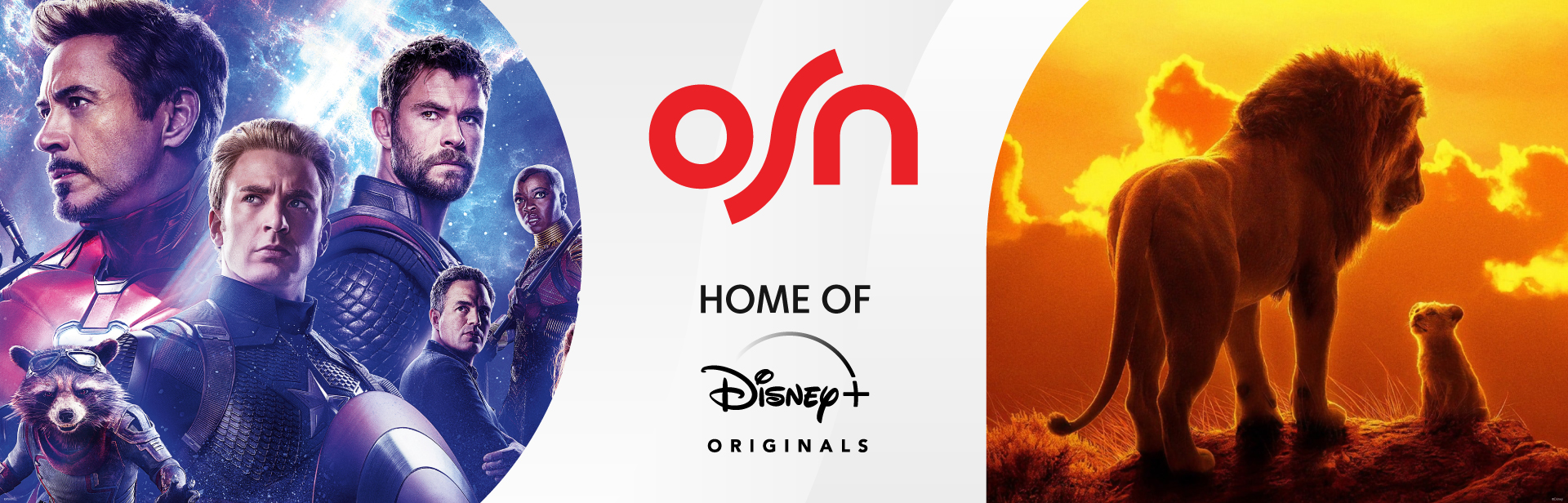 Watch Disney+ Movies and Shows on OSN