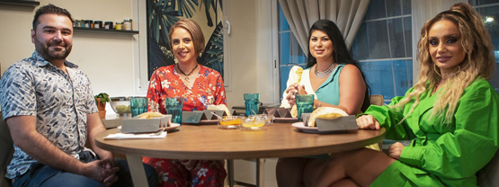 Come dine with me, osn originals, last episode