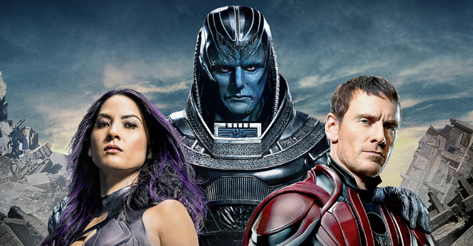 The X-Men: Apocalypse