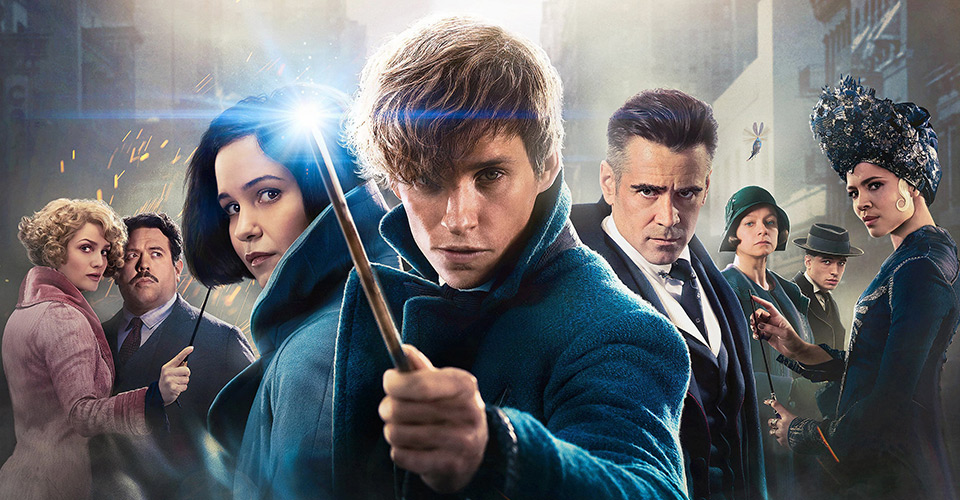 Fantastic Beasts and Where to Find Them – Winner 2017