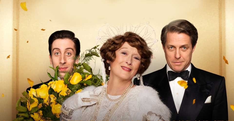 Florence Foster Jenkins – PG, 2016