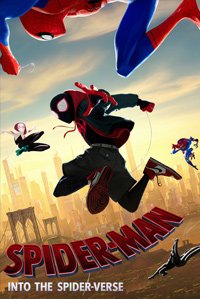 SPIDER-MAN: INTO THE