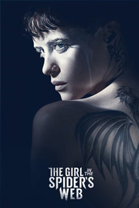 GIRL IN THE SPIDER'S WEB, THE: A NEW DRAGON TATTOO STORY