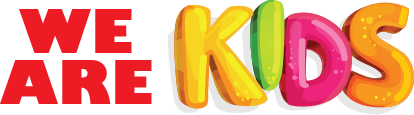we are kids logo