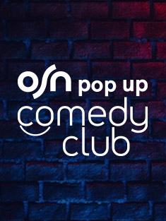 OSN pop up Comedy
