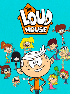 The Loud House – Nickelodeon