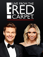 E! Live From The Red Carpet Golden Globe Awards