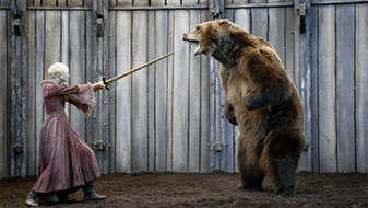the bear and the maiden fair game of thrones