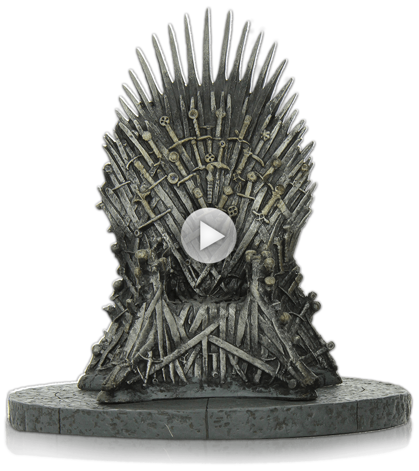 The Iron Throne Awaits